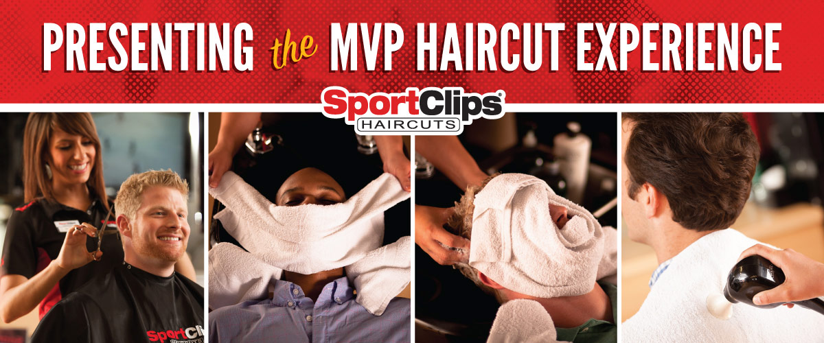 The Sport Clips Haircuts of Greenwood South  MVP Haircut Experience